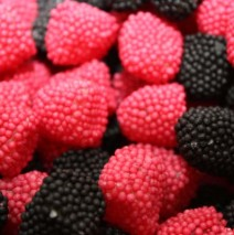 Raspberries & Blackberries 1 kg