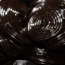 Licorice Rounds 1 kg