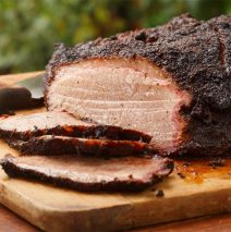 Make Sure to Try Our Smoked Brisket!