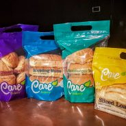 Now Carrying Care Bakery Products